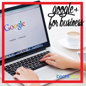 Google Plus One for Business