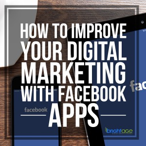 Facebook is a potential marketing resource that is often underutilized. Most people log into their Facebook accounts at least once every day. This means that a business that is smart enough to have an engaging online presence can make itself known to consumers on a daily basis.
