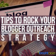 A smart, effective blogger outreach campaign can transform your digital marketing strategy. When you are ready to rock your blog with fresh ideas and dynamic copy, reaching out to guest bloggers or linking to industry experts can help you turn a critical corner in successful blogging.