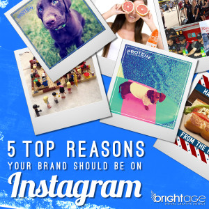 5 top reasons your business should be on instagram