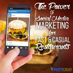 The Power of Social Media Marketing for Fast & Casual Restaurants