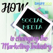 How Social Media Is Changing The Marketing Industry