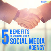 5 Benefits of Working w Social Media Agency